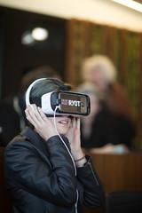 bc_VRbryn_brieedellarocca-5 (Bennington College) Tags: benningtoncollege alumnifamilyweekend virtual reality virtualreality ryot