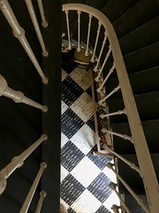 bannister (rick.onorato) Tags: haiti port au prince bannister stairs hotel