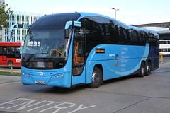 CAMBUS 54312 YX64WCV BEDFORD 051016 (DavidsTransportPix) Tags: yx64wcv volvo b9r plaxton elite x5 coach stagecoachinbedford unitedcounties cambus
