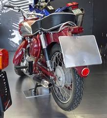 ktm-04 (tz66) Tags: automobilausstellung kaiser franz josefs hhe motorrad ktm r 125 grand tourist