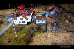 Little big country house (cablefreak) Tags: miniature exposure bokeh quad aerial helicopter tiltshift alienskin quadrocopter multirotor