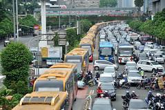 DSC_4337 (Indonesia Documentary Photographer) Tags: busway publictransportation transjakarta jakartatraffic