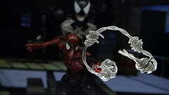 Venom Outbreak (advocatepinoy) Tags: nerd comics spiderman peterparker superior collection actionfigures comicbooks marvellegends marvelcomics daredevil dioramas shortfilms venom doctoroctopus stanlee shadowland toycollection acba toyreviews articulatedcomicbookart advocatepinoy advocate928 pinoytoykolektors marvelnow stanleewriter comicbookliterarygenre comics2013 dontgiveadom