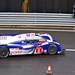 Toyota Racing's Toyota TS030 Hybrid Driven by Anthony Davidson, Sebastien Buemi and Stephane Sarrazin