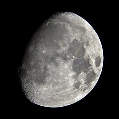 Moon 21 April 2013