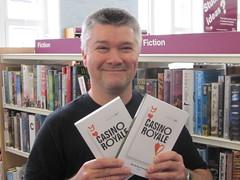 World Book Night at Exmouth Library (Devon Libraries) Tags: uk public libraries devon exmouth givers 2013 devonlibraries exmouthlibrary worldbooknight wbn13