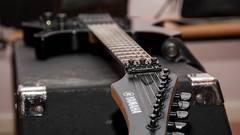 Yamaha (delwhite2011) Tags: guitar bands cumbria yamaha workington sonyalpha200 delwhitephotography