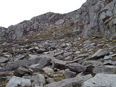 Base of Tryfan (fishwickanne) Tags: northridge adamandeve tryfan thecannon