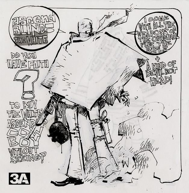 threeA - The White Ascend Cowboy