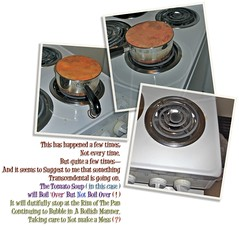 Boiling Soup (chrstphre) Tags: cooking soup over stove angels boiling gawd