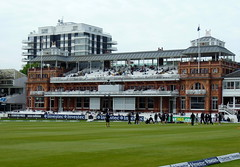 Lord's Pavilion (JimBobWill) Tags: england london ground cricket pavilion lords