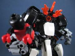 IMG_5511 (Messymaru) Tags: original robot lego mecha mech melee moc
