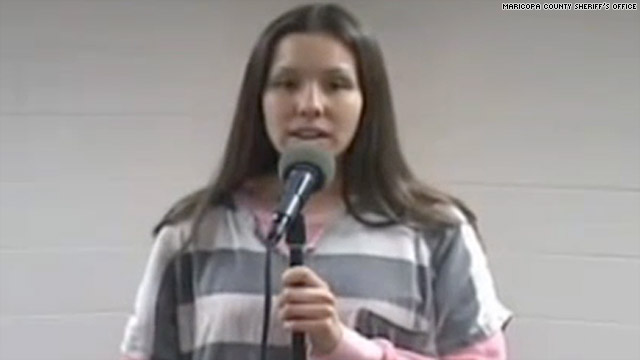 Jodi Arias sings inmate idol