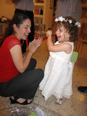 Noa dances (Dan_lazar) Tags: birthday dance mother noa    sigal