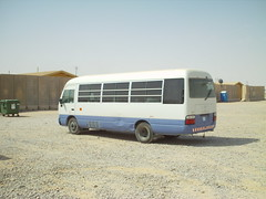 The Scooby Bus (ibgrunt) Tags: iraq cob speicher tikrit