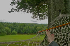 Roslyn (ideowl) Tags: virginia retreat hammock meditation jamesriver roslyn