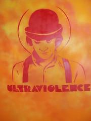 ULTRA (Assi-one) Tags: street art stencil naranja ludovico pochoir schablonen mekanika assione
