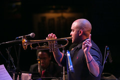 Irvin Mayfield at the NOJO Rock Show at the House of Blues New Orleans, Thursday, November 13, 2014