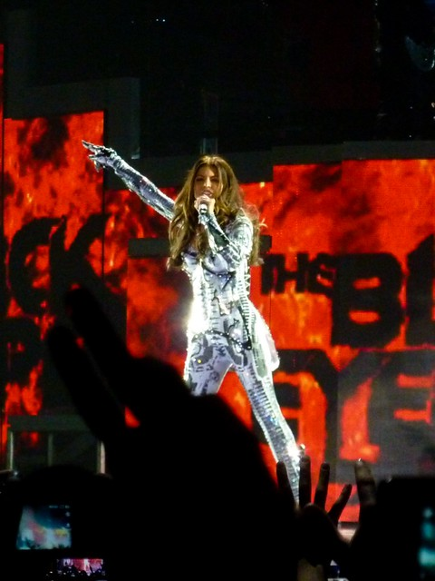 The Black Eyed Peas - The E.N.D. World Tour - Bercy, Paris (2010)
