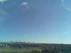Sydney 2016 Jul 27 08:38 (ccrc_weather) Tags: ccrcweather weatherstation aws unsw kensington sydney australia automatic outdoor sky 2016 jul earlymorning