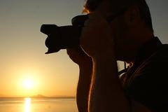 (Roco M.S.) Tags: sunset atardecer beach mar playa sea camera photographer fotgrafo lamanga marmenor sun