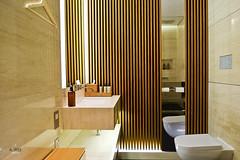 Private bathroom (A. Wee) Tags: cathaypacific  thebridge  lounge hongkong hkg    china bathroom shower