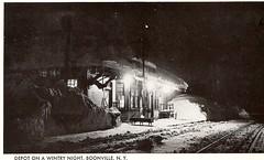 New York Central/R.W. & O. RR Depot, Boonville, NY (CNYrailroadnut) Tags: boonville ny new york central railroad mhwa mohawk adirondack northern rr
