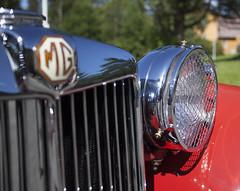 MG T-type - IMG_9514-e (Per Sistens) Tags: cars thamslpet thamslpet13 orkladal veteranbil veteran mg
