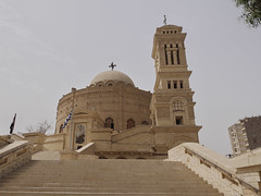 Iglesia de San Jorge, El Cairo, Egipto