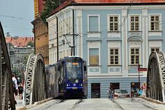 Moderus Beta #2806 MPK Wrocaw (3x105Na) Tags: moderus beta 2806 mpk wrocaw mpkwrocaw tramwaj tram strassenbahn polska poland polen