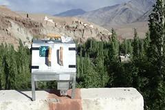 A Kenyan Safari Oven on Safari to Kashmir (Cookswell Jikos) Tags: kashmir safari kenyasafari cookstove yak kargil leh