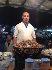 Place Jemaa el-Fna (  ), Marrakech () (twiga_swala) Tags: place jemaa elfna    marrakech  square medina mdina old town maroc morocco plaza marruecos unesco world heritage patrimoine mondial patrimonio humanidad central market snails