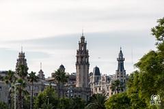 Torres de Barcelona (andrea.prave) Tags: barcellona catalogna spagna espana catalua catalonha reinodeespaa espaa hispania spain catalunya spanien espagne torres torri towes
