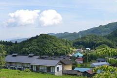 Two Softcreams in the sky (kzmiz) Tags: nikond800e japan gunma tonegun minakamicho could