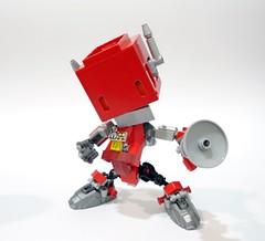 Robbie06 (chubbybots) Tags: lego duplo mech