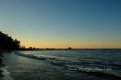 20160828-IMG_7737-WM (Pamela McLellan Zmija) Tags: saugeenshores portelgin sunset beach lakehuron goblesgrove sunshine pamelamclellanzmija