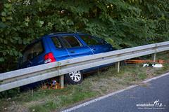 Verkehrsunfall L3037 Wambach 25.08.16 (Wiesbaden112.de) Tags: crash feuerwehr nef rtw schlangenbad vu verkehrsunfall wambach unfall