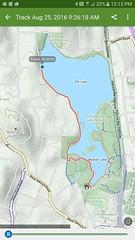 Elk-Beaver Lake Park GPS Trk (Bill 1.6 Million views) Tags: elkbeaver elklake beaverlake capitalregionaldistrict crd crdparks park 10kwalk 10k 9km 10kloop vsrailway vs rails2trails railway railtrail viewranger viewrangergps