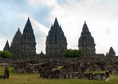 Prambanan Temple (Robert-Jan van der Vorm) Tags: indonesia yogjakarta prambanan temple candi rara jonggrang central java