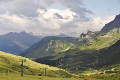 (Elenaire) Tags: italy mountains nature nikon d5000 landscape green sky trentino alto adige