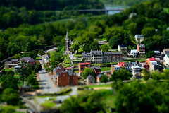 Harpers Ferry WV viewed from Maryland Heights (mbell1975) Tags: knoxville maryland unitedstates us harpers ferry wv viewed from heights westvirginia west virginia nps national park usa american america town village lower old altstadt harpersferry