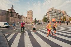 2016-09-25 08.36.33 (Atrapa tu foto) Tags: 8mm espaa europa europe maratondezaragoza saragossa spain xmaratnciudaddezaragoza zaragoza ateltismo atletics carrera corredores deporte fisheye marathon maraton maratn ojodepez runners running sport aragon es
