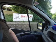 Departure (stevenbrandist) Tags: moulton moultonbicyclecompany moultonbicycleclub bradfordonavon boa bicycle