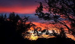 Sky is no limit... (Ula P) Tags: sky sunset clouds red beautiful sony