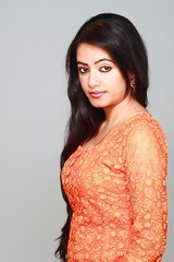 South actress Madhu Chanda Photos Set-2-Hot In Modern Dress (1)
