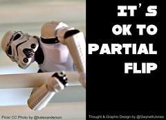 Partial_Flip (The Daring Librarian) Tags: trooper digitaldivide flip partial flipping classroom