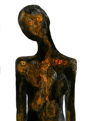 Untitled (2016) (LNC Le Nevralgie Costanti) Tags: art surrealism arte artwork disegno ink