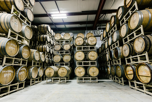 Allagash Wild Barrel Room.jpg