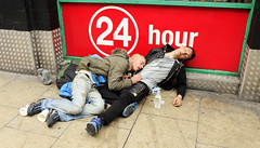 when the drugs stopped being fun:  #TheAftermath (Mick Steff) Tags: addiction homeless manchester