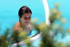 Love (CarloAlessioCozzolino) Tags: silvia sil ragazza girl amore love sorriso smile piscina pool estate summer